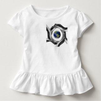 Het ontwerpT-shirt van de Illustratie van Nice Kinder Shirts