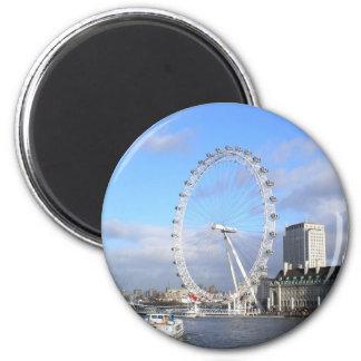 Het Oog van Londen Magneet