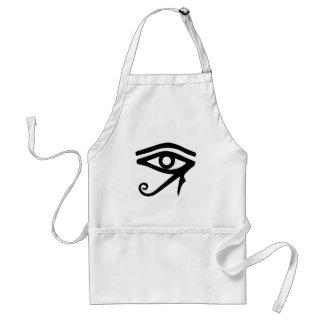 Het oog van Ra Standaard Schort