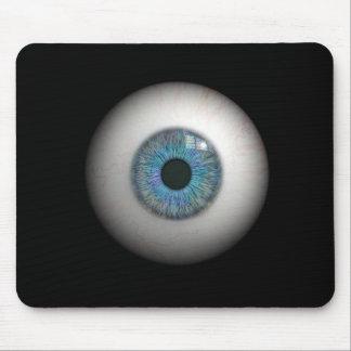 het oog ziet u mousepad muismatten