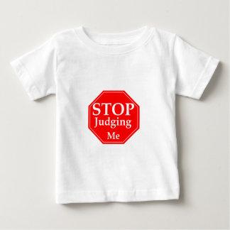 Het Oordelen van het einde Baby T Shirts