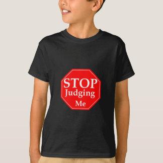 Het Oordelen van het einde T Shirt