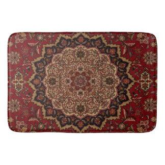 Het oostelijke Vintage Perzische Patroon van het Badmat