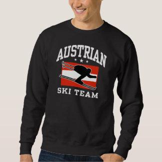 Het Oostenrijkse Team van de Ski Trui