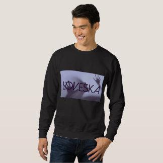 Het Opgesloten Sweatshirt van Loveska Vrouw