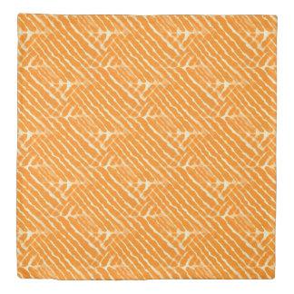 Het oranje Canvas van de Strepen van de Tijger