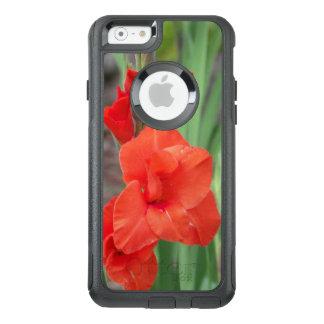 Het oranje Hoesje van iPhone van de Forens van