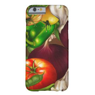 Het Organische Natuurlijke Verse Voedsel van Barely There iPhone 6 Hoesje