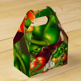 Het Organische Natuurlijke Voedsel Veggies van Bedankdoosjes
