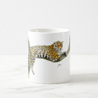 Het originele Art. van Jaguar Koffiemok