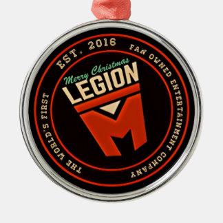 Het Ornament 2016 van Kerstmis van het legioen M