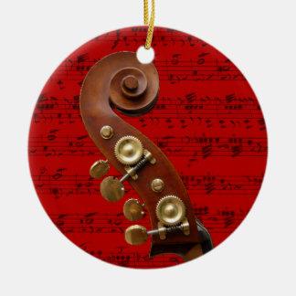 Het ornament - Rol met muziek - plukt uw kleur