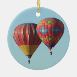 Het Ornament van de Ballon van de hete Lucht