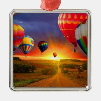 Het Ornament van de Ballons van de hete Lucht
