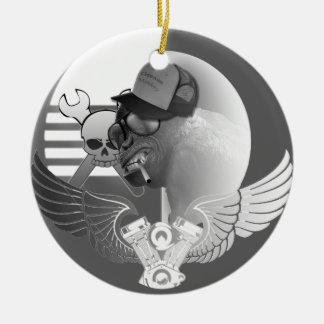 Het Ornament van de Boom van de Aap van het vet