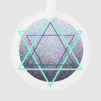 Het Ornament van de Chanoeka 2017 - Jodenster