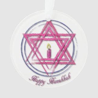 Het Ornament van de Chanoeka 2017 - Kaars