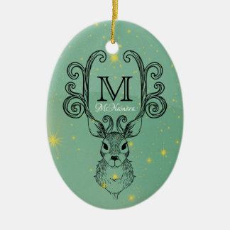 Het Ornament van de Familie van het Monogram van