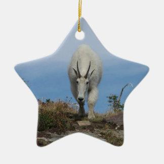 Het Ornament van de Geit van de berg