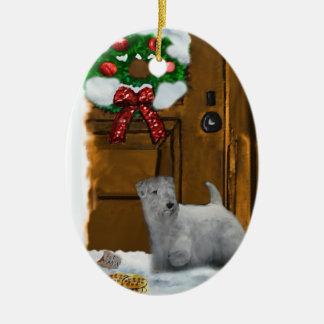 Het Ornament van de Giften van Kerstmis van