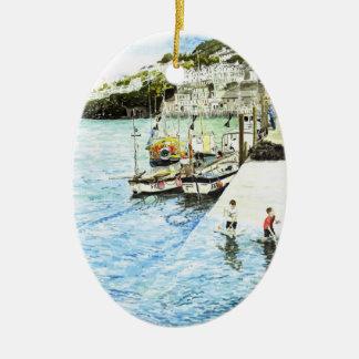 """""""Het Ornament van de Haven Looe"""""""
