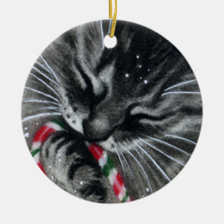 Het Ornament van de KAT van het Katje van het Riet