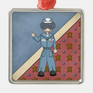 Het Ornament van de Kerel van de Luchtmacht van