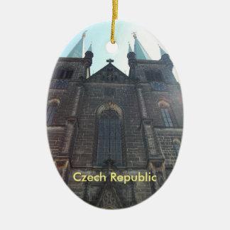 Het Ornament van de Kerk van Praag van de