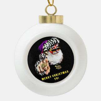 Het Ornament van de Kerstboom van Claus van