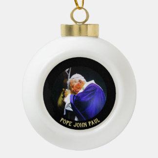 Het Ornament van de Kerstboom van John Paul van de