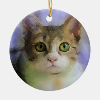 Het Ornament van de Kunst van de kat