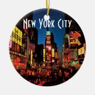 Het Ornament van de Stad van New York
