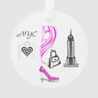 Het Ornament van de Stad van New York van het