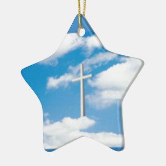 Het Ornament van de Ster van christenen