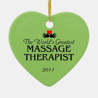 Het Ornament van de Therapeut van de massage