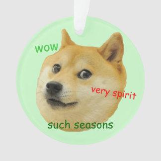 Het Ornament van de Vakantie van de doge
