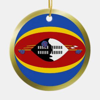 Het Ornament van de Vlag van Swasiland