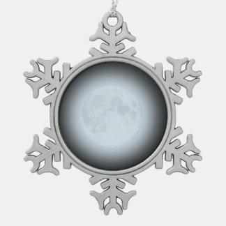 Het Ornament van de volle maan voor Yule