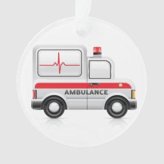 Het Ornament van de ziekenwagen