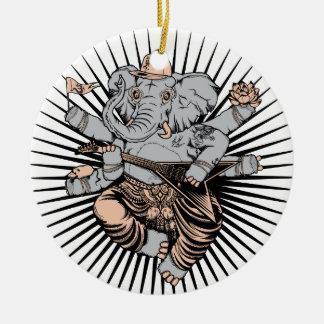 Het ornament van Ganesh