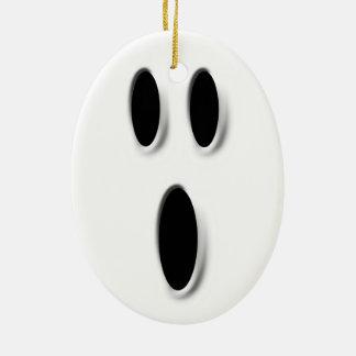 Het Ornament van Halloween van het spook