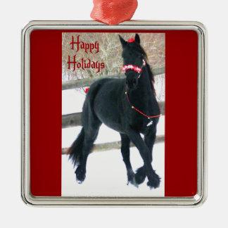 Het Ornament van het Paard van de vakantie