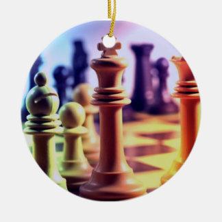Het Ornament van het Spel van het schaak