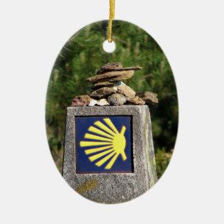 Het Ornament van het Teken van de Manier van Shell