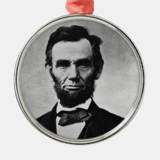 Het Ornament van Kerstmis van Abraham Lincoln