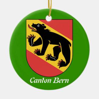 Het Ornament van Kerstmis van Bern* Zwitserland