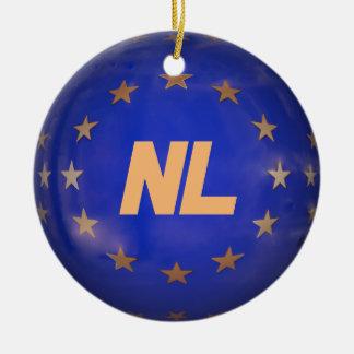 Het Ornament van Kerstmis van de Douane van de