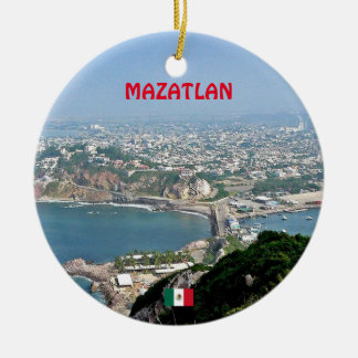 Het Ornament van Kerstmis van de Douane van Mexico