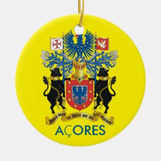Het Ornament van Kerstmis van de Vlag van de