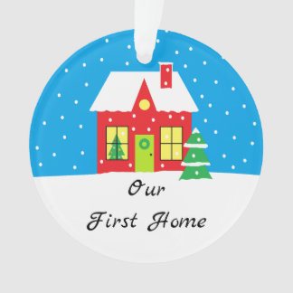 """Het Ornament van Kerstmis """"van het Huis van de"""